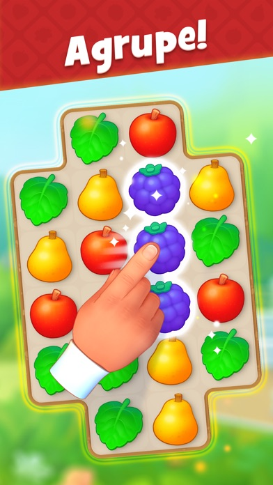Screenshot for Gardenscapes in Brazil App Store