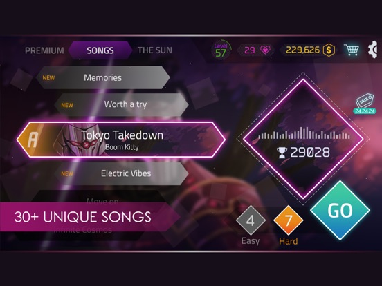 Beat Tiles: Rhythmatic tap screenshot 12