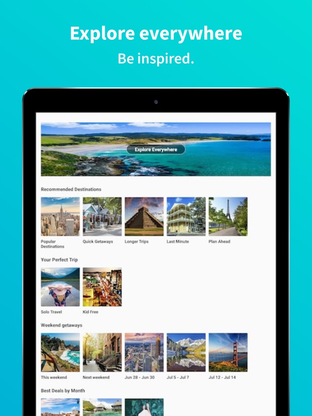 Skyscanner - Travel Deals on the App Store