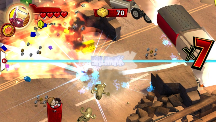 LEGO® Marvel Super Heroes screenshot-0