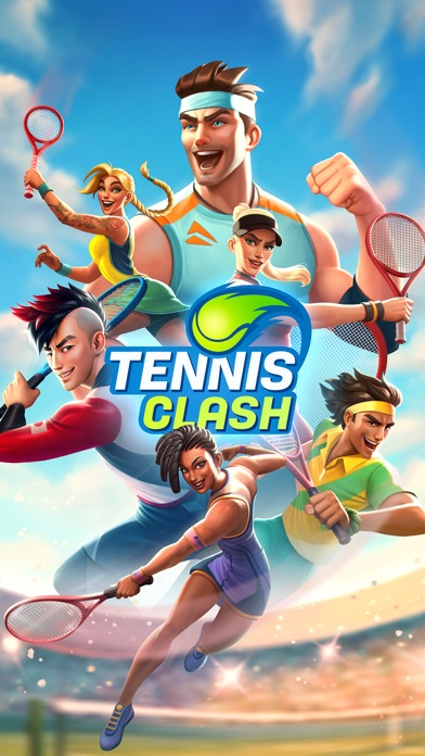 تحميل Tennis Clash:Game of Champions للكمبيوتر
