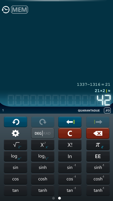 Calcolatrice HD+