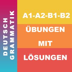 German Grammar A1-A2-B1-B2