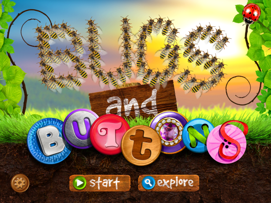Bugs and Buttonsのおすすめ画像1