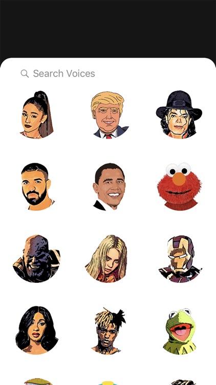 imoji: AR Voice Changer Emojis screenshot-0