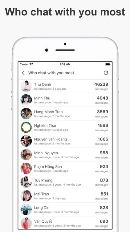 Analytics for Facebook screenshot-5