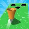 Throw Cups 3D