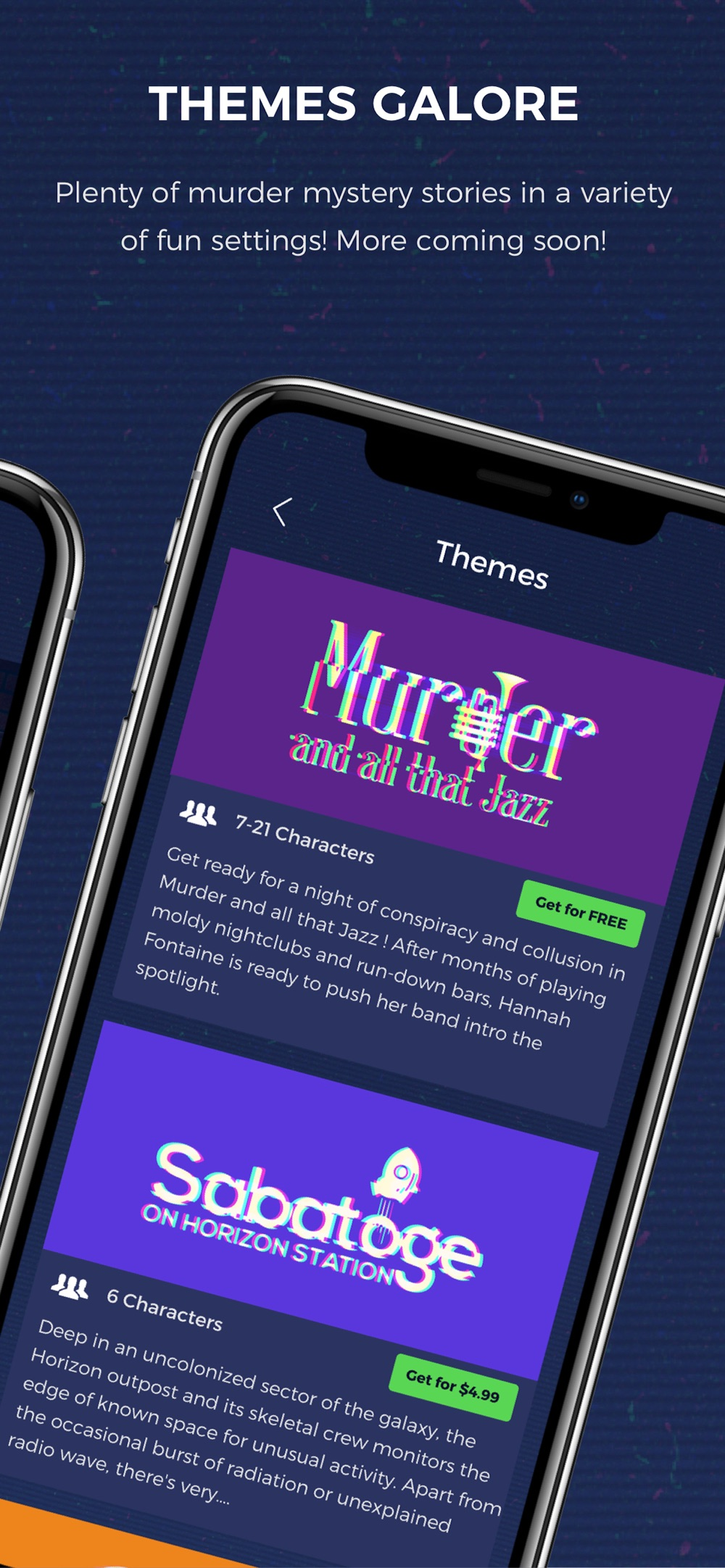 Whodunnit: Murder Mystery Game hack tool