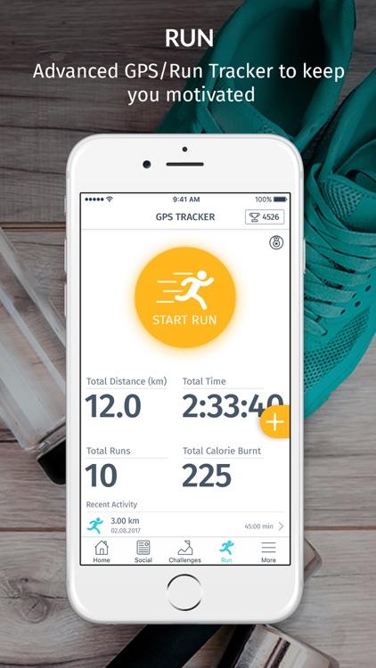 MevoFit: Weight Loss & Fitness screenshot-3