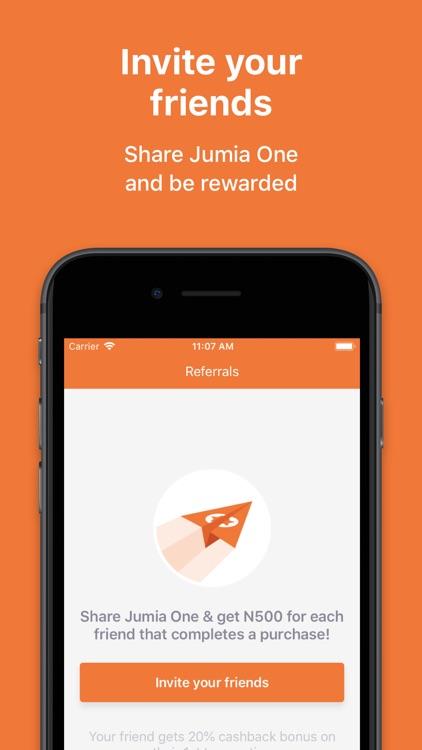 Jumia One: Pay Airtime & Bills screenshot-3