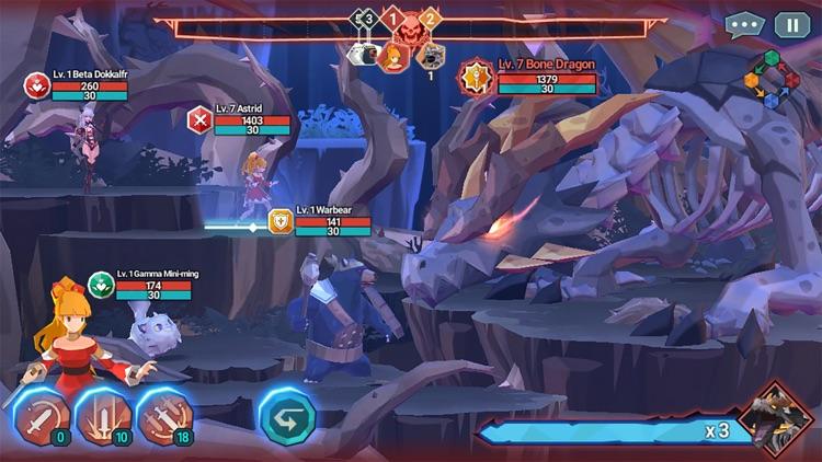 Phantomgate: The Last Valkyrie screenshot-5