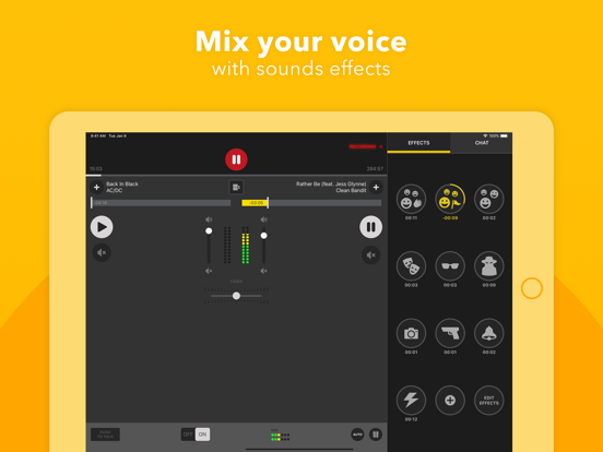 Spreaker Studio screenshot