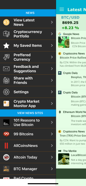 Bitcoin - Cryptocurrency News on the App Store