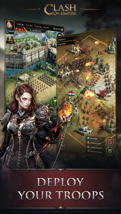 Clash of Empire 2019 for windows pc