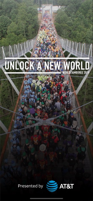 2019 World Scout Jamboree on the App Store