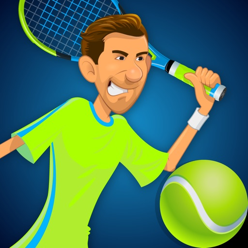 Stick Tennis iOS App