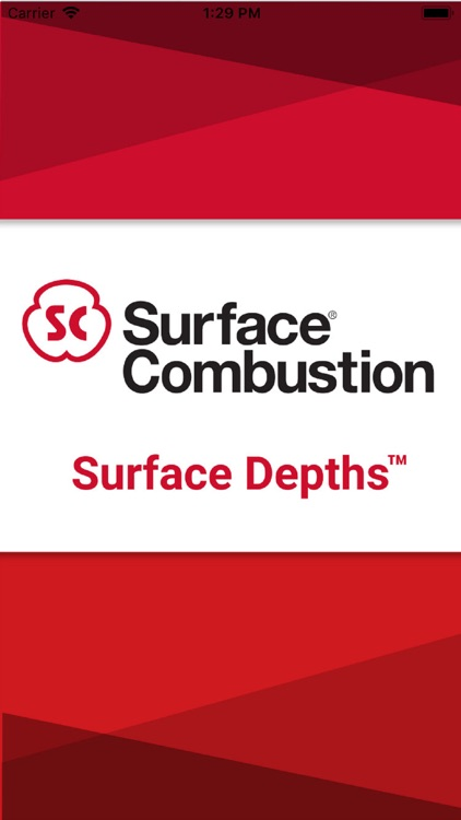 Surface Depths™