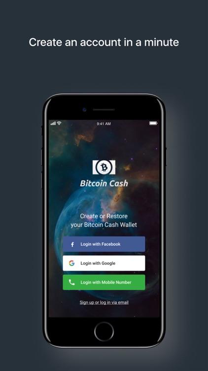 Bitcoin Cash Wallet Freewallet