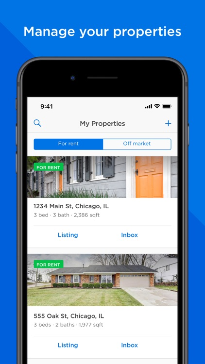 Zillow Rental Manager screenshot-1