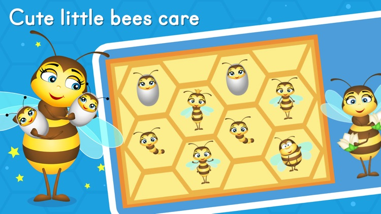 Preschool learning games - Bee screenshot-5