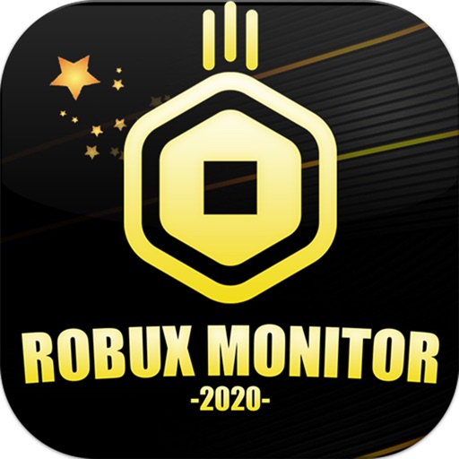 Robux Monitor For Roblox 2020