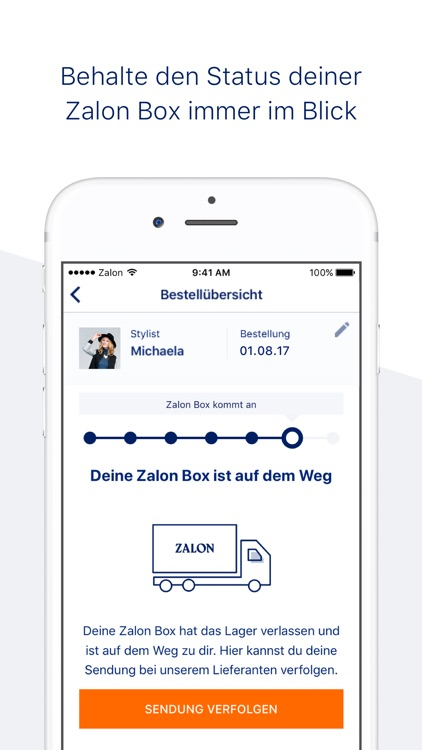 Zalon – Stilberatung & Mode screenshot-3