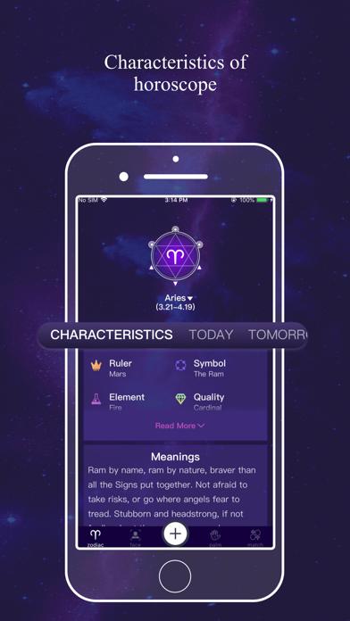 Zodiac Signs 2019 Screenshot