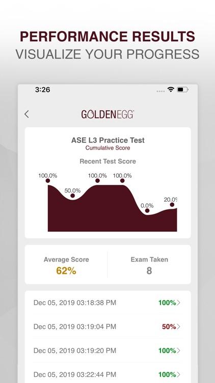 ASE L3 Practice Test Prep screenshot-3