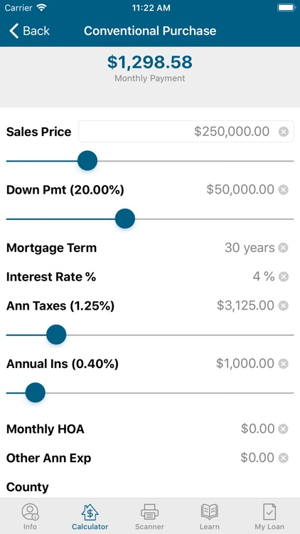 Victorian Finance screenshot-2