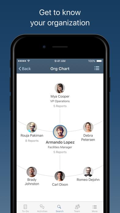 Screenshot for SuccessFactors in Austria App Store