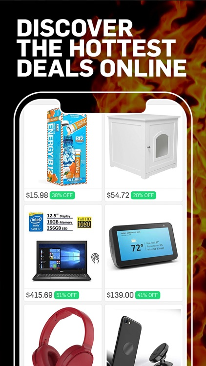 Hot Deals Finder - SHOP & SAVE screenshot-3