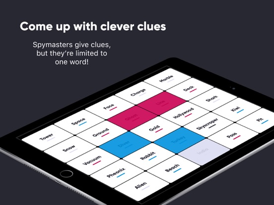 Cypher - covert word game screenshot 5
