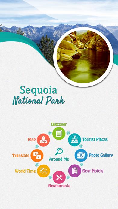 Sequoia National Park screenshot 2