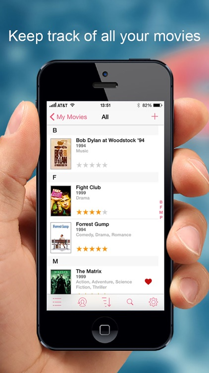 MovieBuddy Pro: Movie Manager