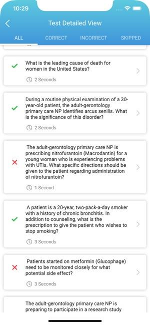 AGNP: Adult Gero NP Exam Prep on the App Store
