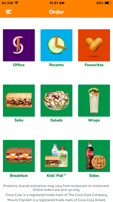 Download SUBWAY® Australia for Pc
