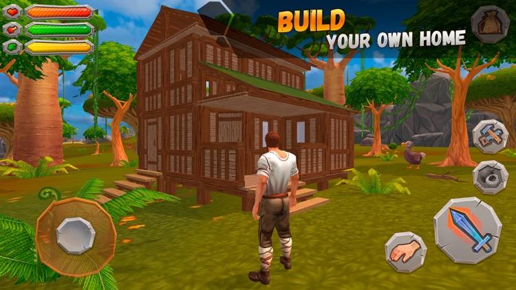 Survival Island 2. Dino Ark screenshot-0