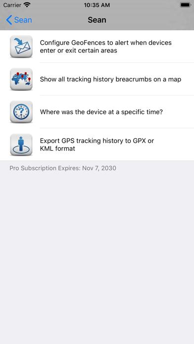 Screenshot for Family Tracker in Japan App Store