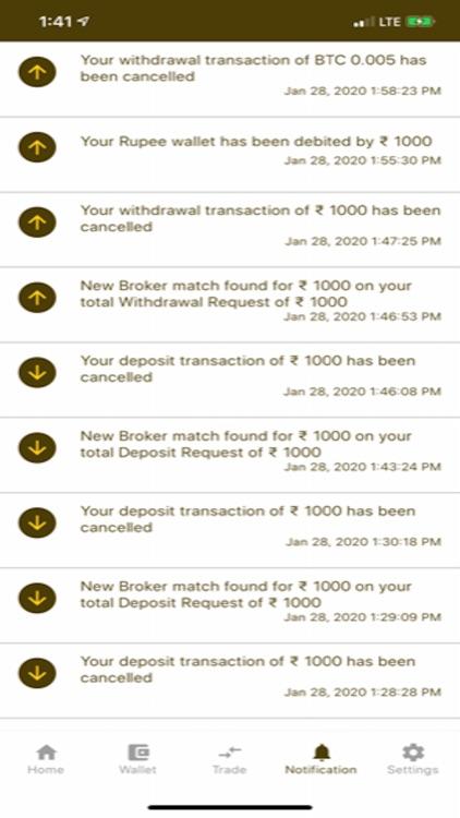 Colodax-India Crypto Exchange screenshot-7