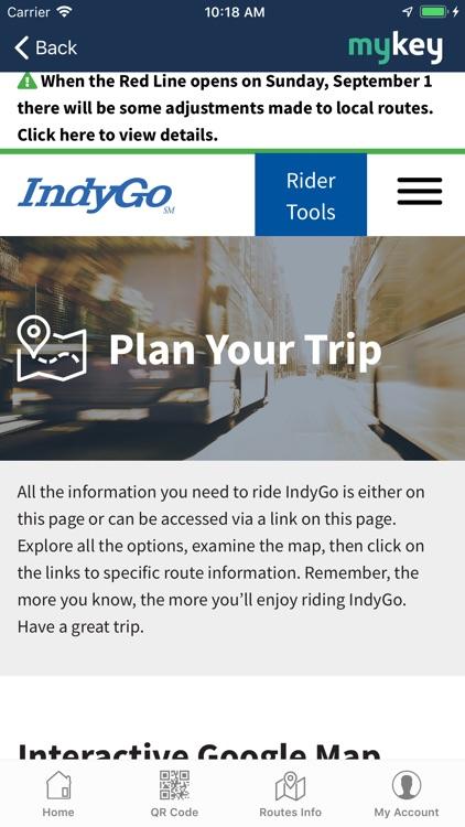MyKey - IndyGo screenshot-6