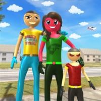 Codes for Virtual Family : Stickman Sim Hack
