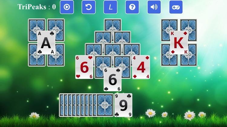 TriPeaks Solitaire + screenshot-3
