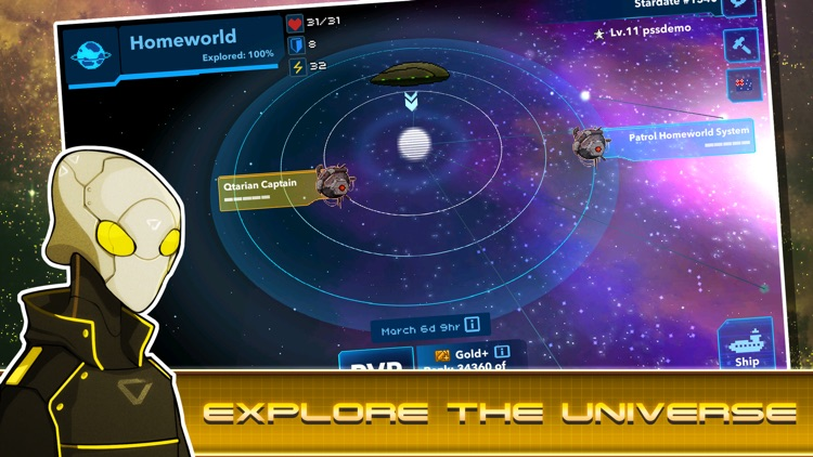 Pixel Starships™ screenshot-3