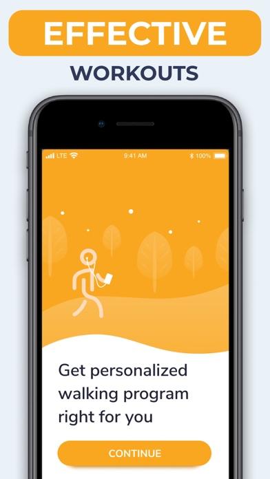 Fitness Coach: BetterMe Walk Screenshot