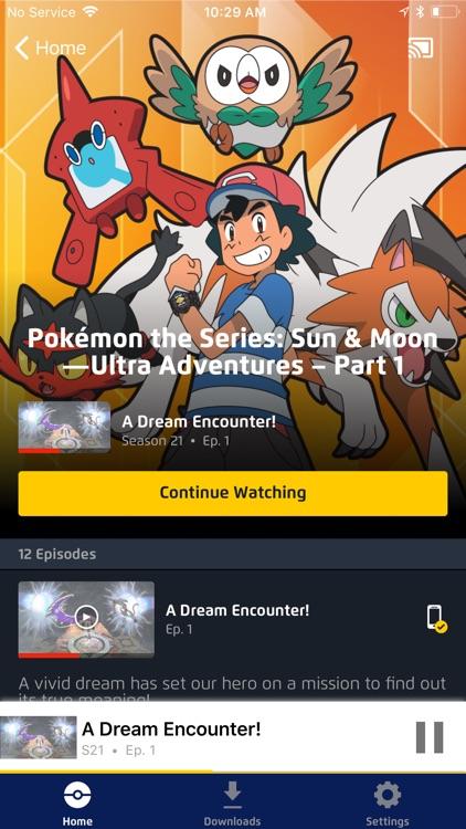 Pokémon TV screenshot-3