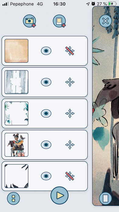 Price Drop: Parallax Layers  (Photography)