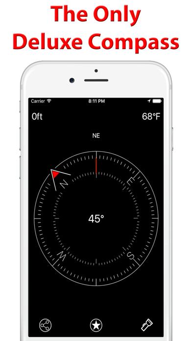 Compass∞ Screenshot