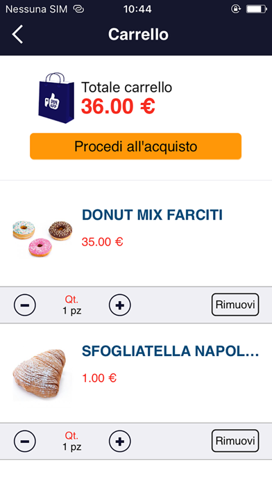 Dolce Milano screenshot 6