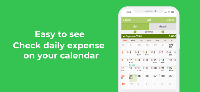 ‎Quick Money Recorder: Expense Screenshot