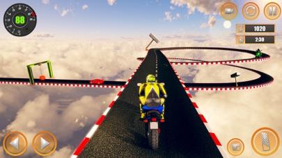 極端 自転車 スタント シミュレータ - オートバイ ゲームのおすすめ画像3